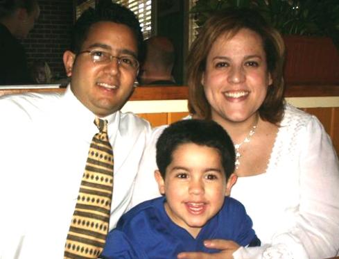 Familia de Nany Ramos